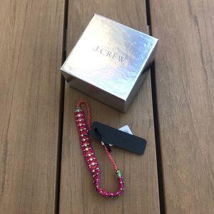 J. Crew Jewelry - NWT J. Crew Beaded Bracelet